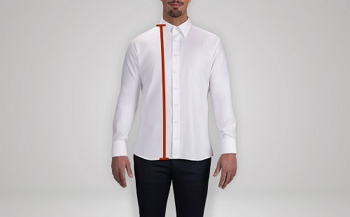 How To Measure Body Width for Shirt