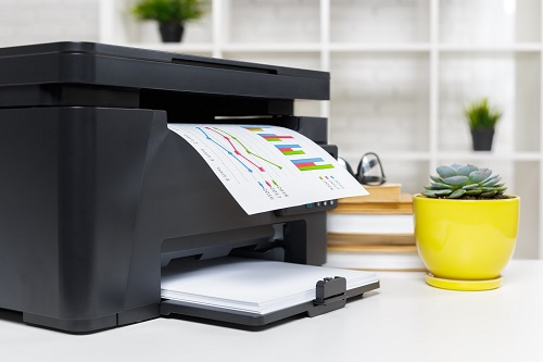 Distinct Features on the Printers