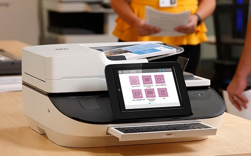 What to Ensure Before Scanning for Double-Sided Documents in HP
