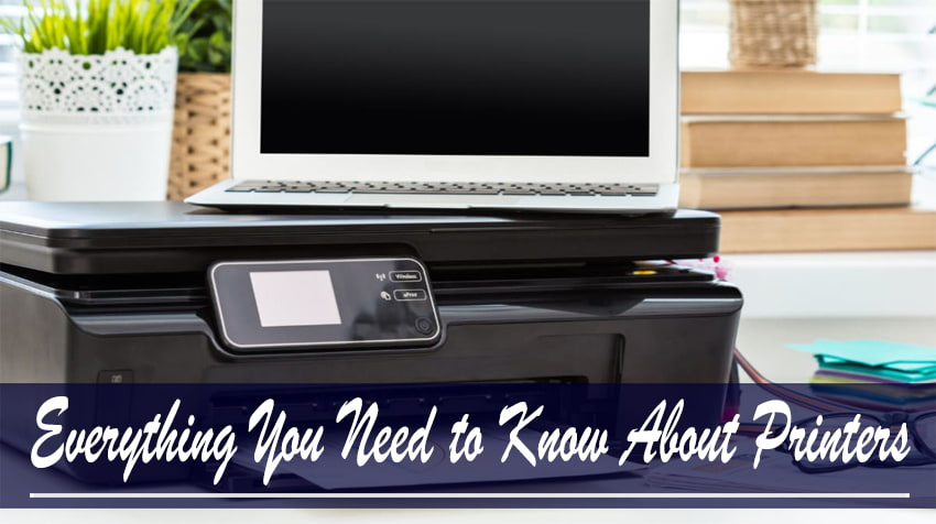 all about printers