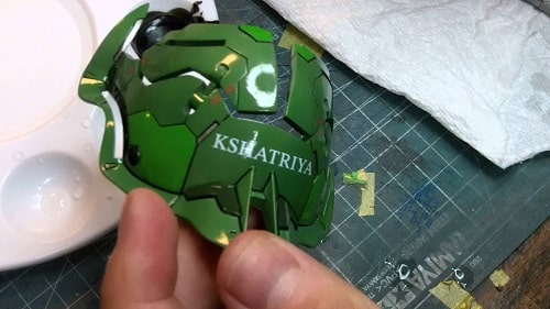 how to remove model decals