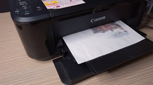 how to put transfer paper in printer