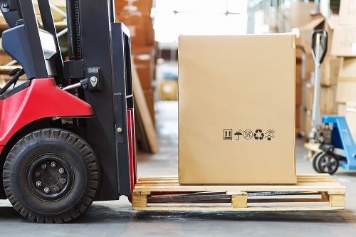 shipping large items