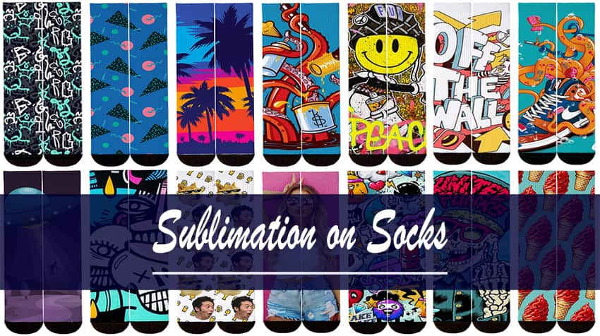 sock inserts for sublimation