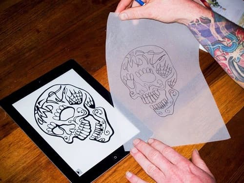 How To Print On Tracing Paper