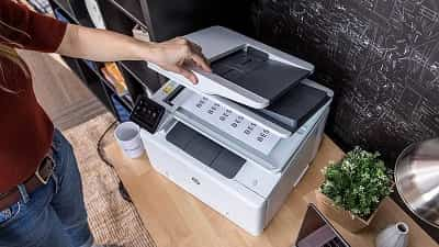 Wireless printer for college students