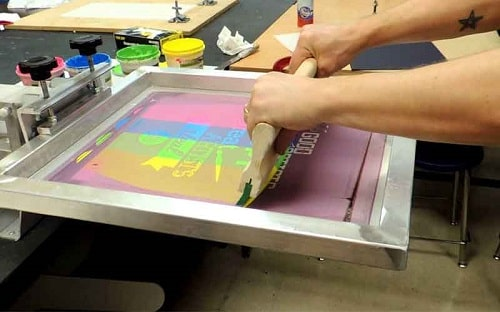 How to Do Screen Printing