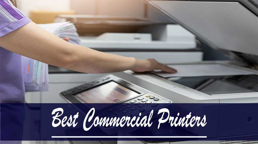 best commercial printer for large business