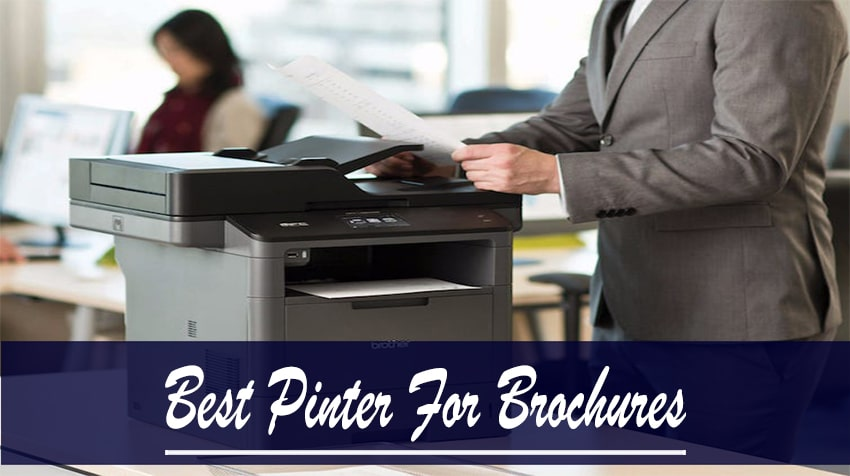 best commercial printer for brochures and flyers