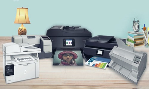 types of printers and their advantages