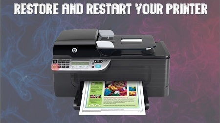 How to Reset the Printer