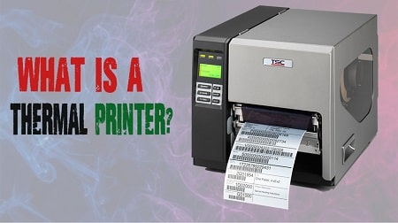 How Does a Thermal Printer Work