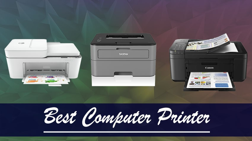 best all in one computer printer