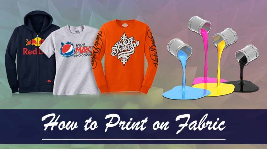 how to print on fabric professionally