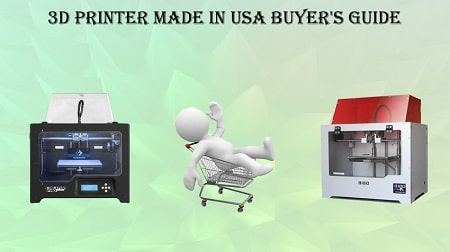 3D Printer Made In USA