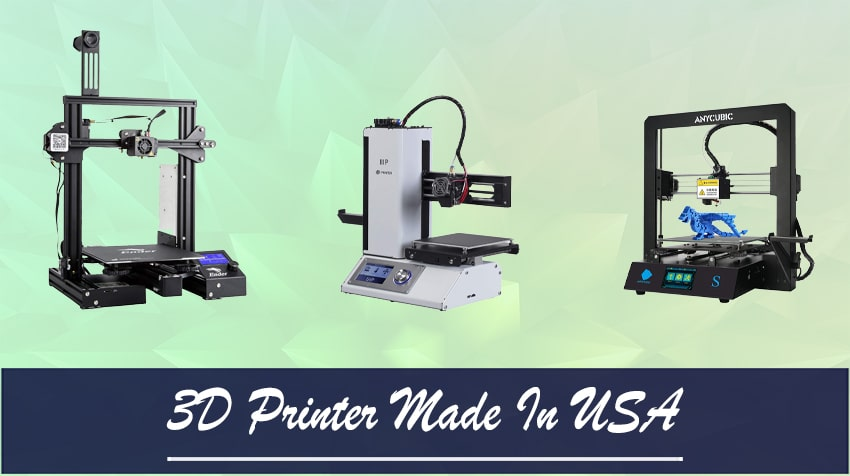 home 3d printer made in usa