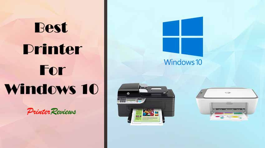 best all in one printer for windows 10